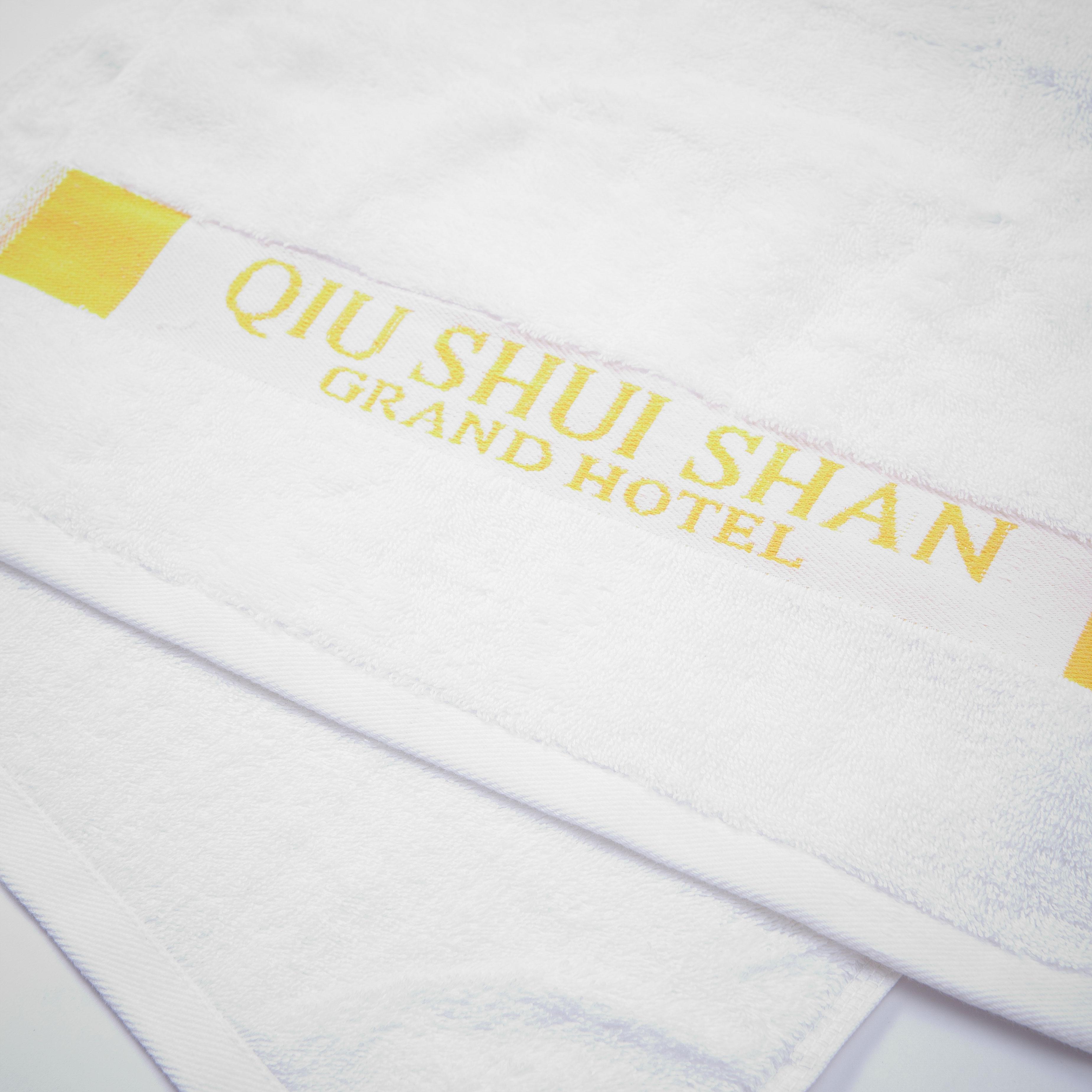 酒店断档浴巾